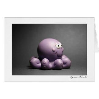 Bath Octopus Cards