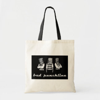 bath punchline - bag MASKs - black