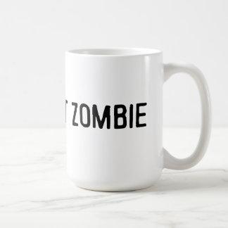 Bath Salt Zombie Mug! Coffee Mug