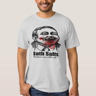 Bath Salts Zombie - wilder side T-shirt
