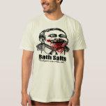 Bath Salts Zombie -wilder side T Shirts