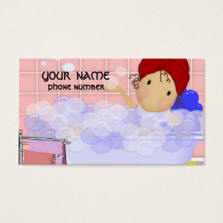 Bath Shop  Business Card