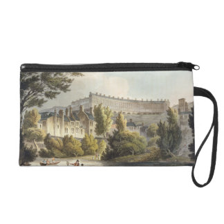 Bath Wick Ferry, from 'Bath Illustrated by a Serie Wristlet Purse