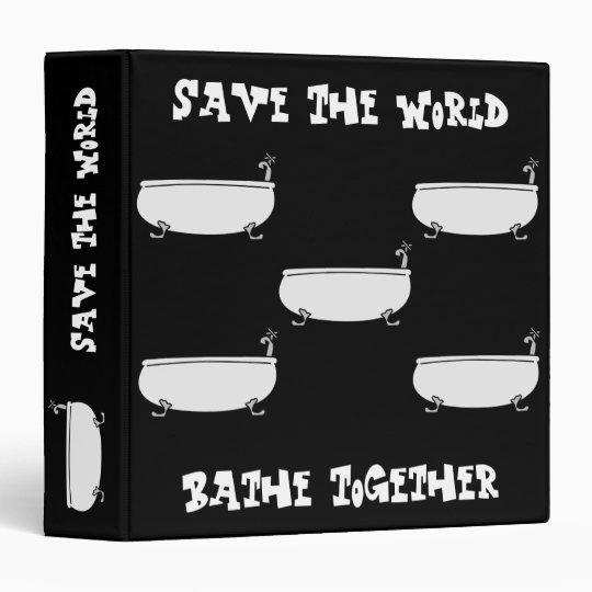 Bathe Together Binder