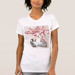 Bathed in Cherry Blossoms Tshirt