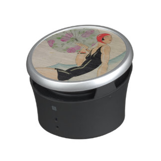 Bather, c.1925 bluetooth speaker