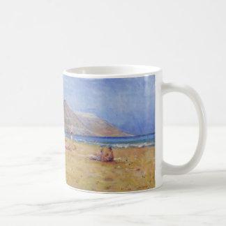 Bathers Gozo Coffee Mug