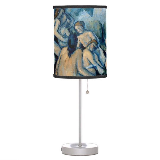 Bathers (Les Grandes Baigneuses - Table Lamp Shade