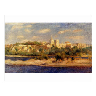 Bathers on the Banks of the Thone in Avignon Postcard