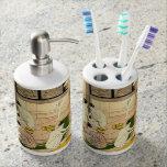 Bathhouse 1780 bath accessory set