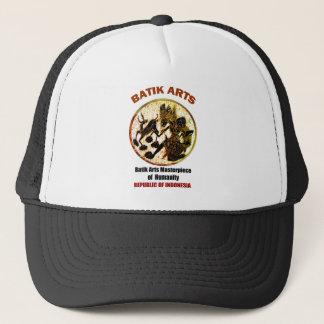 bathik arts.png trucker hat