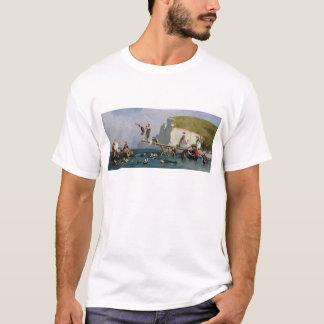 Bathing at Etretat T-Shirt