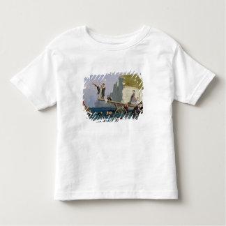 Bathing at Etretat Toddler T-shirt