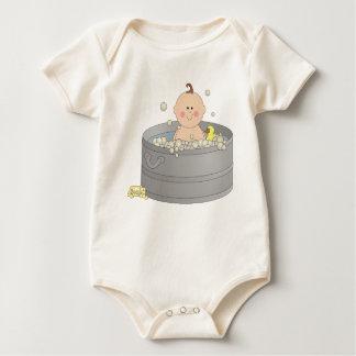 Bathing Baby T-Shirt
