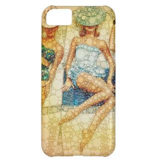 Bathing beauties iPhone 5C cover