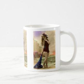 Bathing Beauties of the Past Coffee Mug