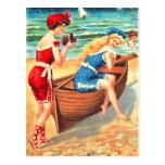 Bathing beauties post cards