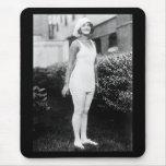 Bathing Beauty, early 1900s Mousepads