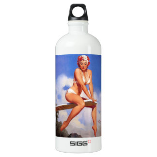 Bathing Beauty SIGG Traveler 1.0L Water Bottle