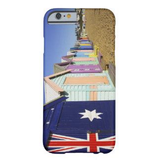 Bathing Boxes, Middle Brighton Beach, Port iPhone 6 Case