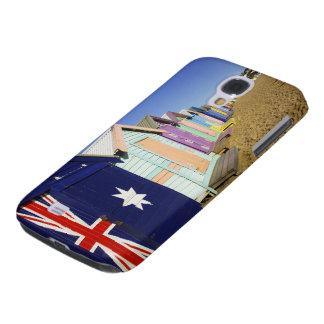 Bathing Boxes, Middle Brighton Beach, Port Samsung Galaxy S4 Case