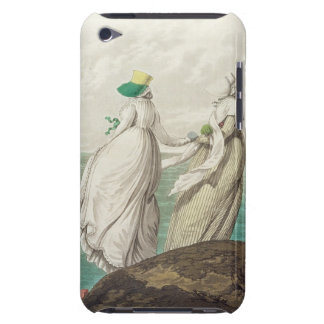 Bathing Place, from 'Gallery of Fashion', 1797 (co Case-Mate iPod Touch Case