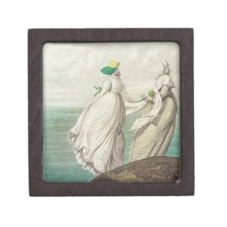 Bathing Place, from 'Gallery of Fashion', 1797 (co Keepsake Box