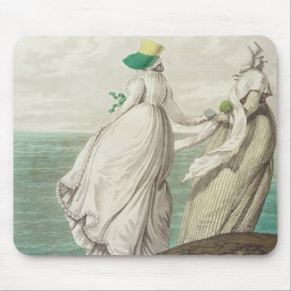 Bathing Place, from 'Gallery of Fashion', 1797 (co Mouse Pad
