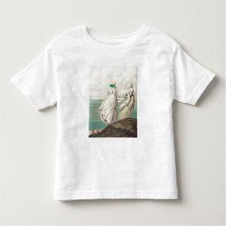 Bathing Place, from 'Gallery of Fashion', 1797 (co Toddler T-shirt