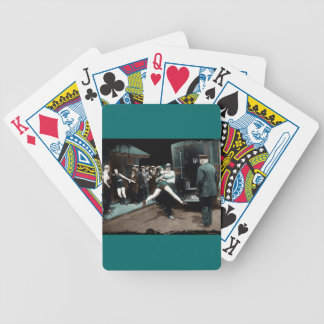 Bathing Suit Arrests USA Bicycle Playing Cards