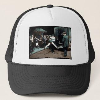Bathing Suit Arrests USA Trucker Hat