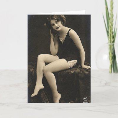 bathing suit model. Bathing Suit Model Cards by