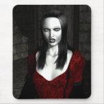 Bathory Gothic Art Mousepad