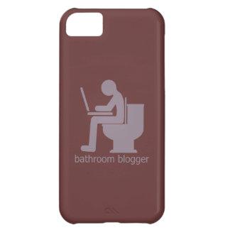 Bathroom Blogger Blurple Case For iPhone 5C
