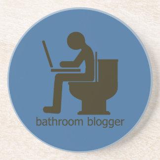 Bathroom Blogger Greige Coaster