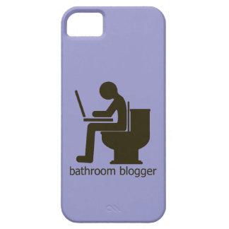 Bathroom Blogger Greige iPhone SE/5/5s Case