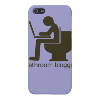 Bathroom Blogger Greige iPhone SE/5/5s Cover