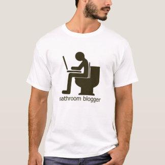 Bathroom Blogger Griege T-Shirt