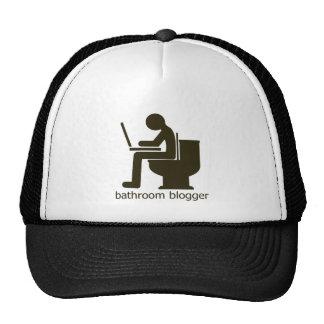 Bathroom Blogger Griege Trucker Hat
