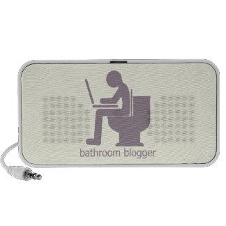 Bathroom Blogger Gurple Portable Speakers