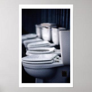 Bathroom Break!! Poster