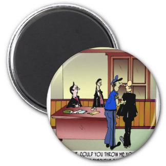 Bathroom Cartoon 8936 Magnet