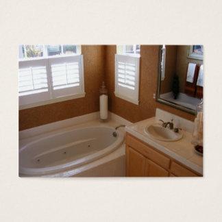 Bathroom Design Business Card