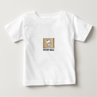 bathroom study hall baby T-Shirt
