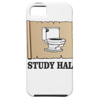 bathroom study hall iPhone SE/5/5s case