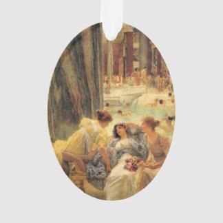 Baths of Caracalla by Lawrence Alma-Tadema