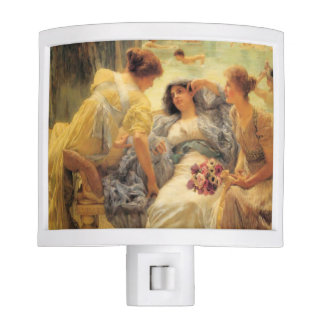 Baths of Caracalla by Lawrence Alma-Tadema Night Lites