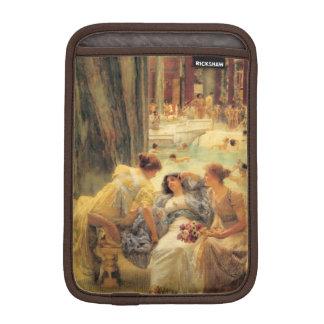 Baths of Caracalla by Lawrence Alma-Tadema iPad Mini Sleeve