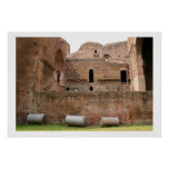 Baths of Caracalla Posters