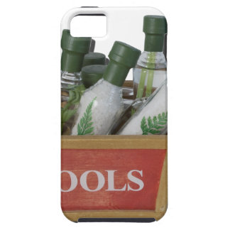 BathSaltsInToolBox070315.png iPhone SE/5/5s Case